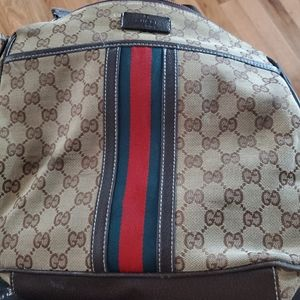 💯 Authentic Gucci Vintage Crossbag